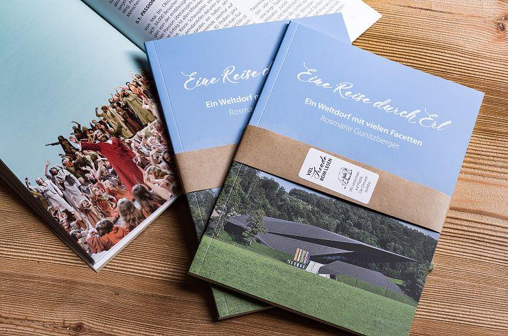 """Buch """"Eine Reise durch Erl"""""""