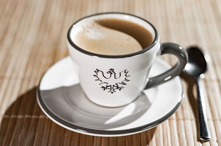 """Espresso Tasse """"Tirol Adler"""""""