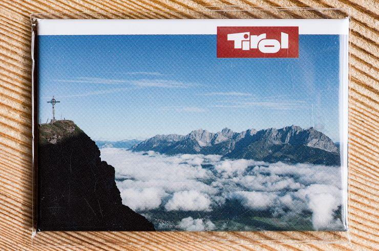 """Magnet Tirol """"Gipfelkreuz Sommer"""""""