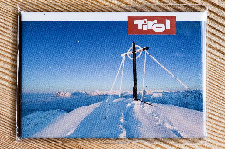 "Magnet Tirol ""Gipfelkreuz Winter"""
