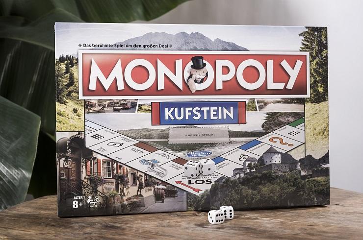 """Monopoly """"Kufstein"""""""