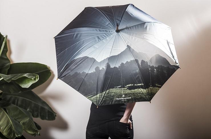 """Regenschirm """"Kufsteinerland"""""""