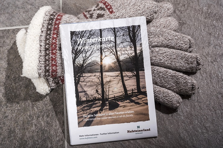 """Winterkarte """"Kufsteinerland"""""""